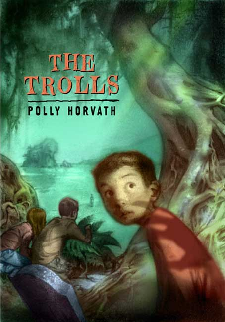 The Trolls By Horvath, Polly